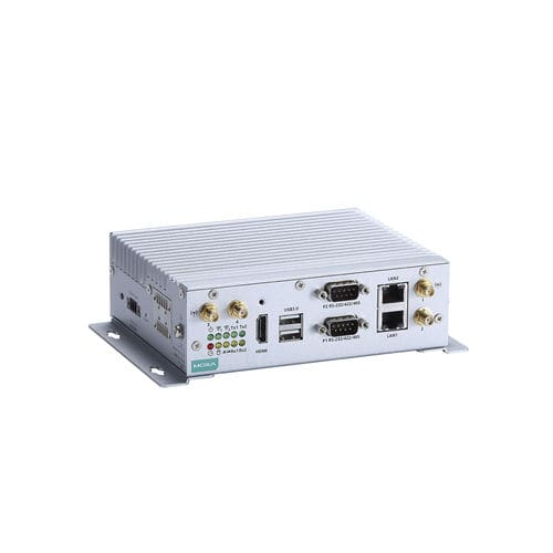 computadora embarcada / Intel® Atom E3800 product family / USB / Ethernet