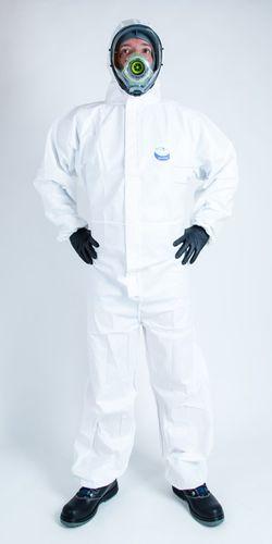 traje de protección química - Weesafe