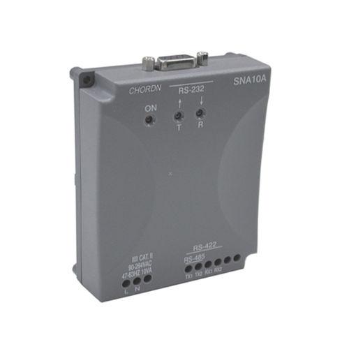convertidor en serie / RS-485 / en riel DIN / abatible
