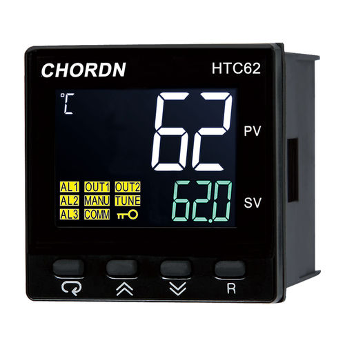 controlador de temperatura con pantalla LCD / PID / programable / IP66