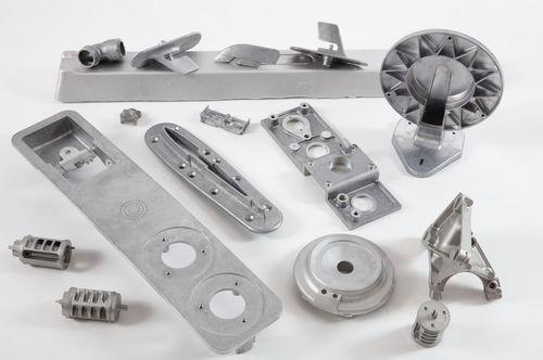 moldeo a presión titanio / acero / cobre / zamak