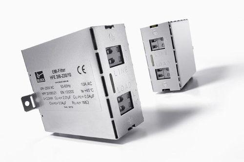 filtro electrónico paso bajo