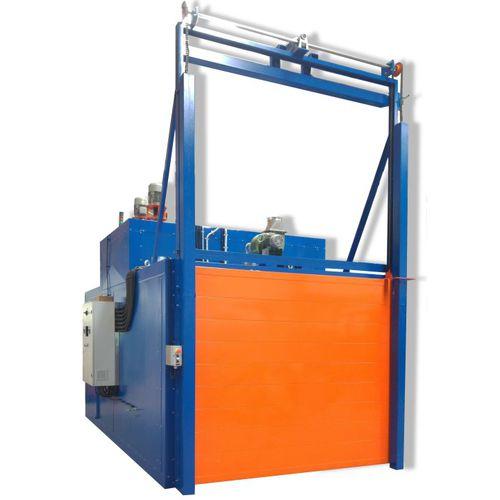 horno de secado / de polimerización / de calor / de cámara