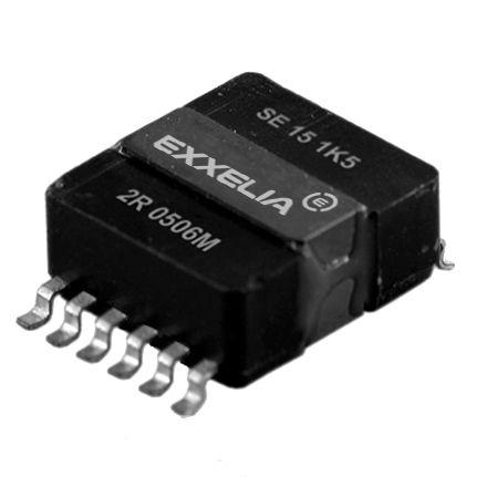 transformador de alimentación eléctrica / encapsulado / compacto / de perfil bajo