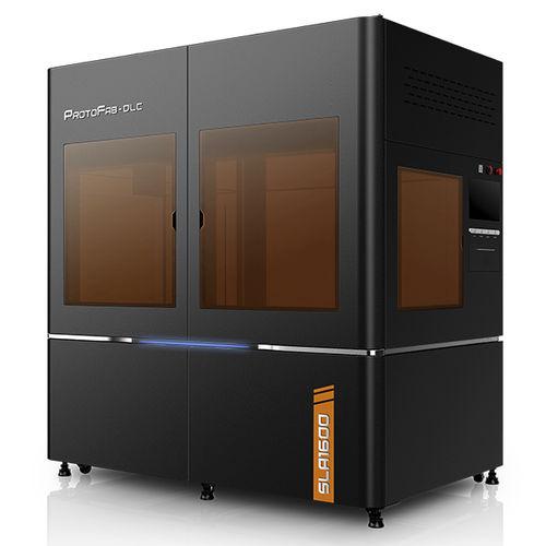 impresora 3D ABS / de poliamida / de resinas / SLA