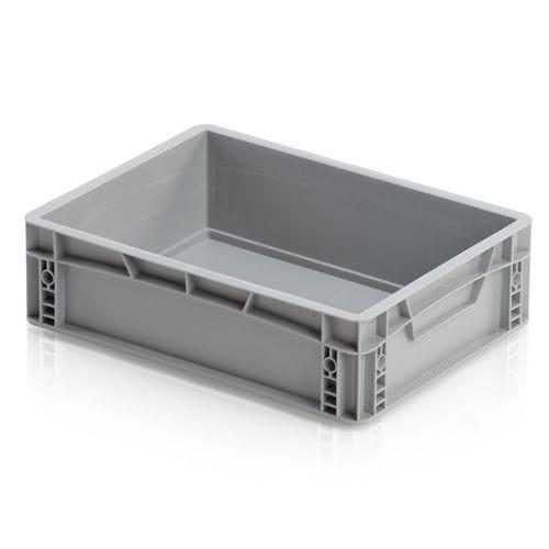 cajón de polipropileno / industrial / para la logística / apilable