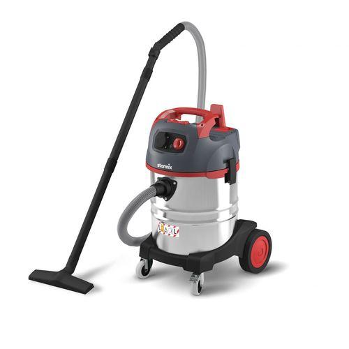 aspirador de agua y polvo / eléctrico / para el sector de la construcción / para madera