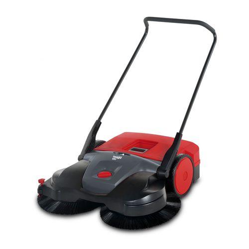 barredora con operador a pie / eléctrica de batería / manual