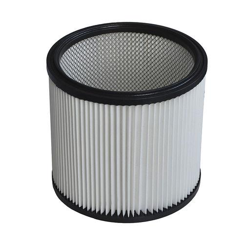 cartucho filtrante de aire / de desempolvado / de poliéster / plisado