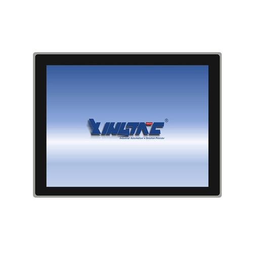 panel PC TFT LCD / con pantalla táctil resistiva / 12