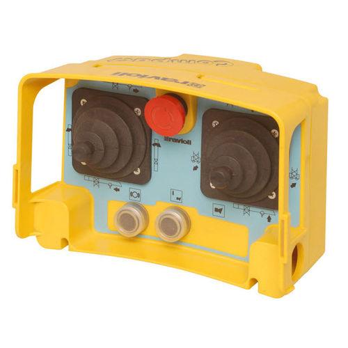 joystick analógico / compacto / para mando a distancia / IP65