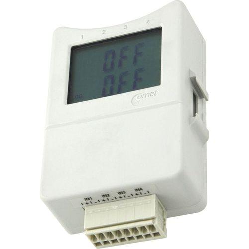 registrador de datos USB / ethernet / RS-232 / electrónico