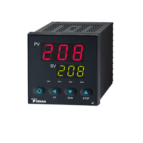 controlador de temperatura digital / con doble display / PID / mono-bucle