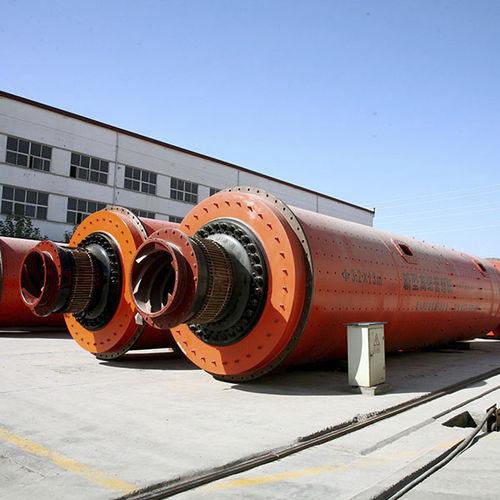 molino de bolas - Xinxiang Great Wall Machinery Co., Ltd