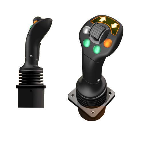 joystick analógico / IP65 / para bus CAN / programable