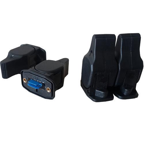 joystick analógico / de un eje / IP65 / programable