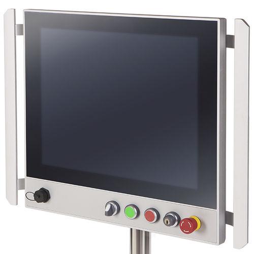 terminal con pantalla multitáctil / montado sobre brazo / 1280 x 1024 / Dual Core