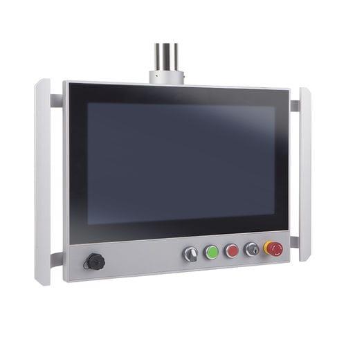 terminal con pantalla multitáctil / montado sobre brazo / 1366 x 768 / Dual Core