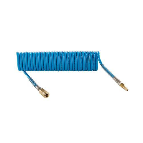 tubo flexible para aire comprimido / para transporte neumático / de poliuretano / a prueba de abrasión