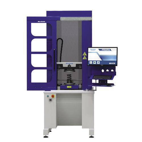 máquina de prueba de capacidad de carga / para muelles / modular