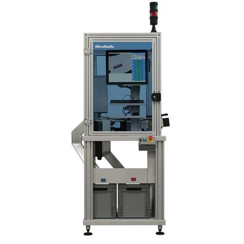 máquina de prueba de compresión / de torsión / para muelles