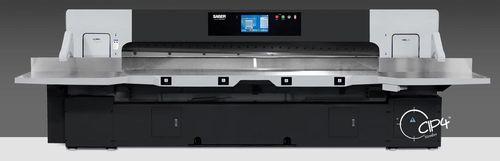 máquina de corte de papel / con guillotina / para aplicaciones industriales / de gran formato