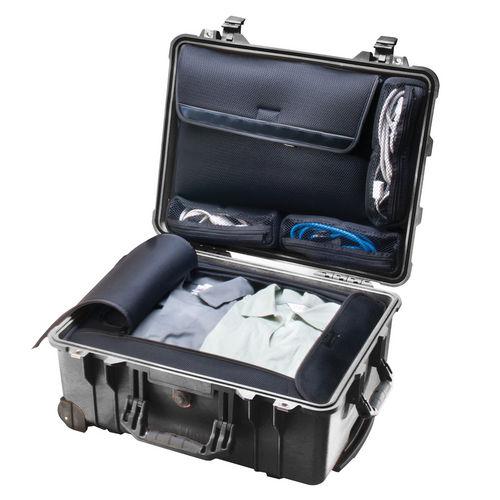 maletín de protección / de acero / con asidero