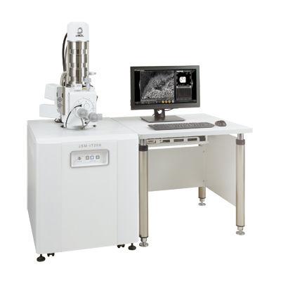 microscopio para análisis