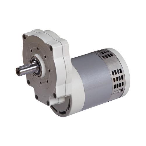 motorreductor para lavadora automática / DC brushless / de engranaje de dientes rectos / de ejes paralelos