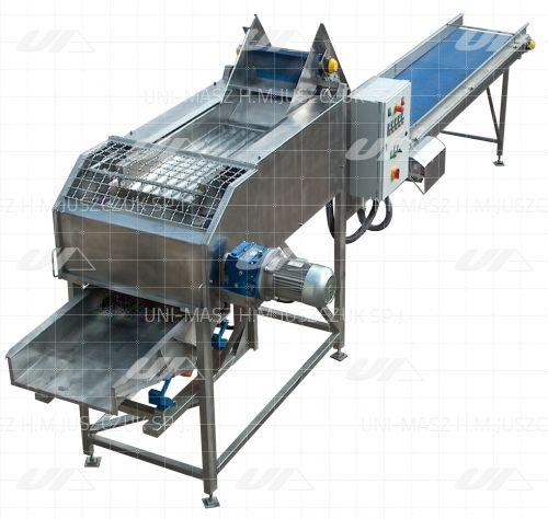 cortadora tipo hongo / automática / seca / industrial