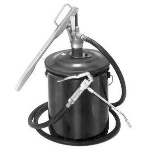 bomba de émbolo / de grasa / manual / industrial