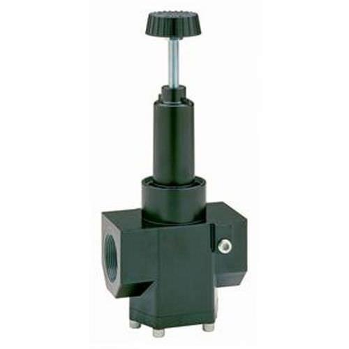 regulador de presión de muelle / para aire comprimido / monoetapa