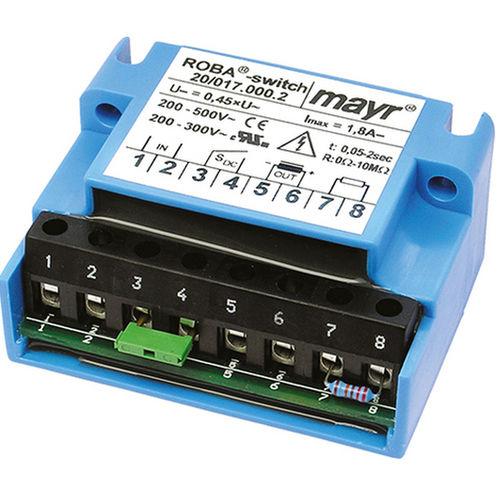 rectificador de corriente suministro AC