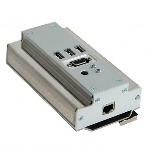 PC embarcado / Intel® Celeron® / VGA / Ethernet