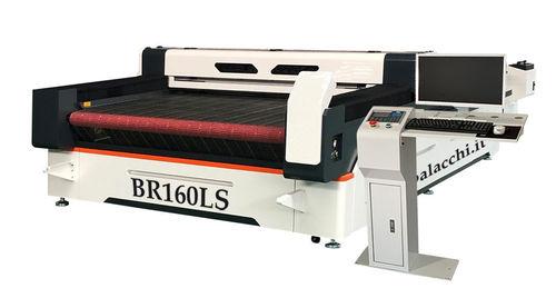 máquina de corte para textiles / láser / CNC / de grabado