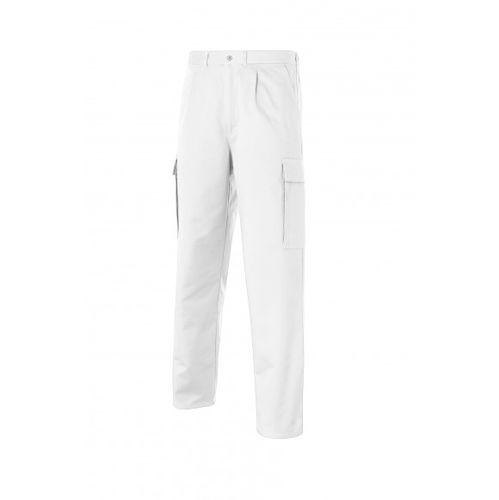 pantalón de trabajo / de algodón / de fibras sintéticas / negro