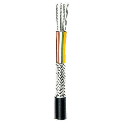 cable eléctrico de bajas frecuencias / audio/vídeo / blindado / multiconductores