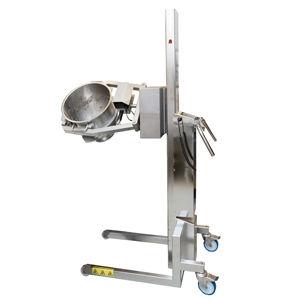 volteador eléctrico / para la industria agroalimentaria / móvil