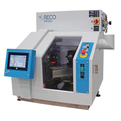rectificadora cilíndrica / de piezas para procesar / digital / controlada por PLC