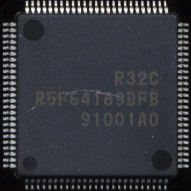 microcontrolador 32 bits / de uso general