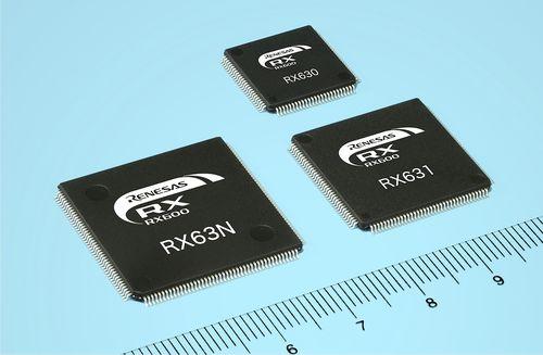 microcontrolador 32 bits / de uso general / de baja potencia