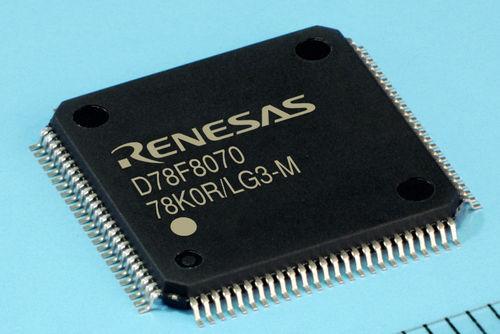 microcontrolador 32 bits