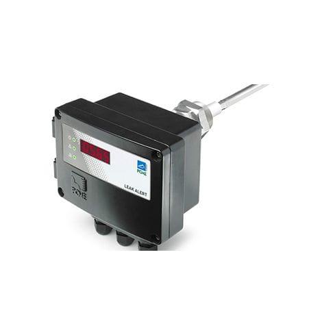 detector de fugas óptico