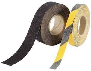 cinta adhesiva doble cara / de fibra acrílica / para la industria / antideslizante