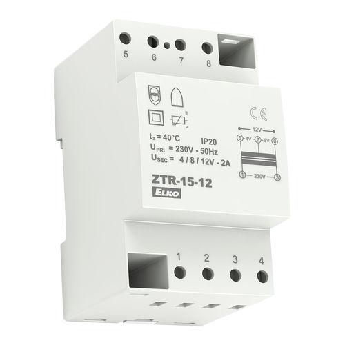 transformador de alimentación eléctrica