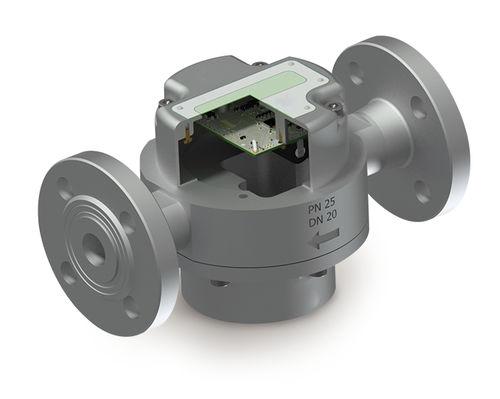 caudalímetro por ultrasonidos / de área variable / másico / magnético