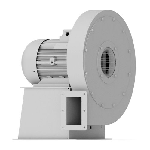 soplador de aire / radial / monoetapa / de accionamiento directo