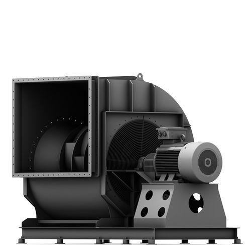 ventilador centrífugo / de refrigeración / de extracción / de aspiración