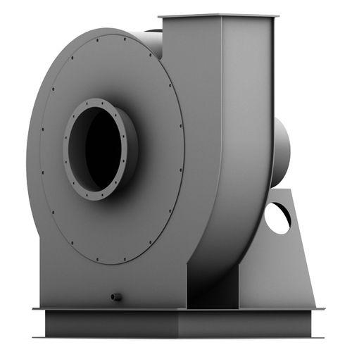 soplador de aire / centrífugo / monoetapa / accionado por correa