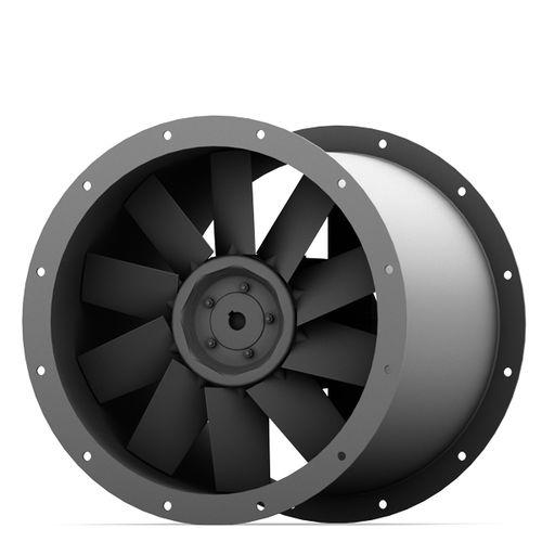 ventilador axial / de circulación de aire / de circulación de aire / de baja presión